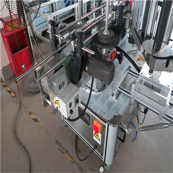 Maskin för höghastighetsmärkning för dryck / mat / kemikalier