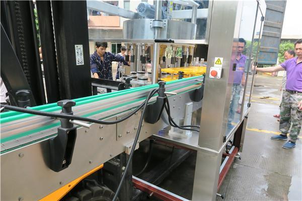Främre / bakre automatiska applikatormaskin Utrustning Hastighet 18000B / H