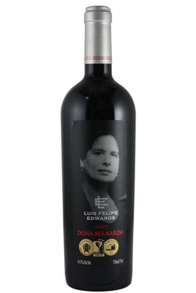 Luis Felipe Edwards Etikettapplikator för vinflaskor Dubbelsidig märkningsmaskin