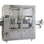 Högproduktion vin / ölflaskmärkningsmaskin, rund flaskmärkning