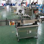 Platt ytanikettapplikator för fyrkantig flaskmärkning / märkningsmaskin för lådor