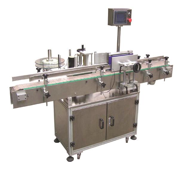 Flexibel ekers automatisk märkningsmaskin med dubbelsidiga papperspåsar