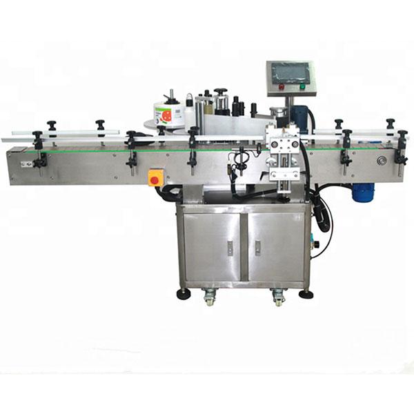 Märkningsmaskin fram och bak, höghastighetsetiketter 580 kg vikt