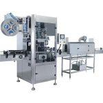 Märkningsmaskin för krymphylsa med krymptunnel ISO 9001-certifiering