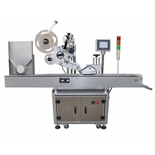 Märkningsmaskin för hög noggrann injektionsflaska för läkemedelsindustrin