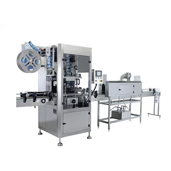 High Speed krymphylsaetikettapplikator för runda