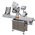 PLC pekskärm kontroll etikett applikator maskin 500st / min hastighet