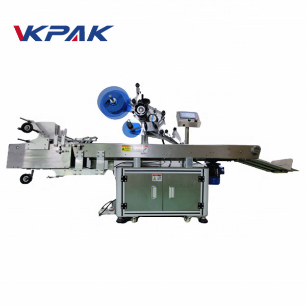 Märkningsmaskin för plastflaska