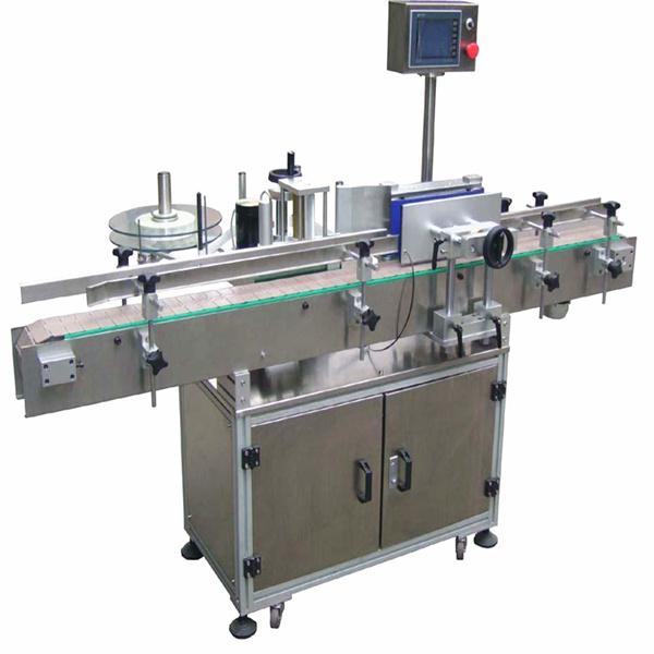 Självhäftande märkningsmaskintapplikatormaskin 1 kw