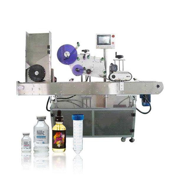 Siemens Plc Vial Servo Controller automatisk horisontell märkningsmaskin