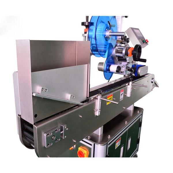 Märkningsmaskin för ampuller för rostfritt stålflaskor
