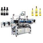 Vinflaskans etikettapplikatormaskin, ölflaskmärkning