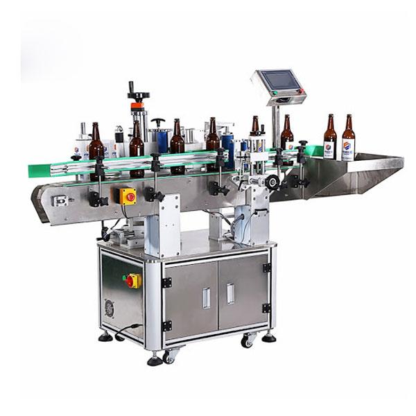 Maskin för märkning av vinflaskor