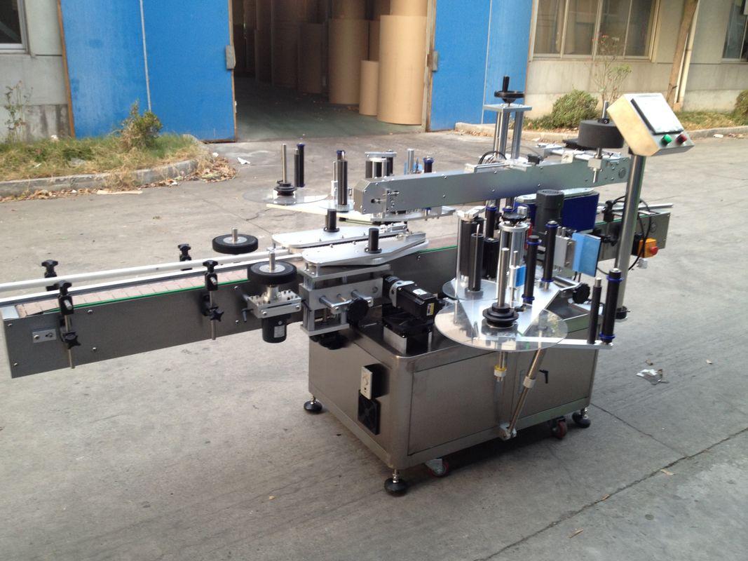 Trycksatt flaskautomatapplikator, 550 kg automatisk märkningsmaskin