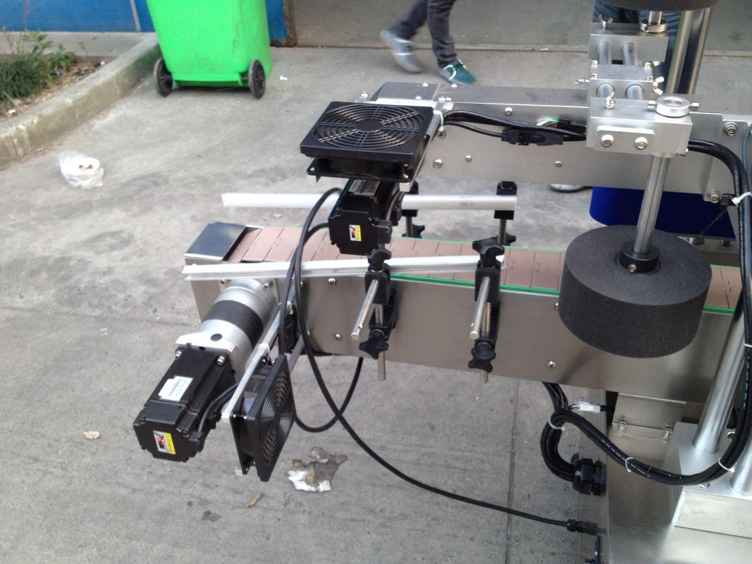 Kall / våt smältlimapplikatormaskin för rund flaska