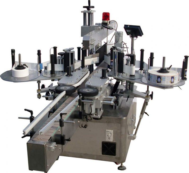Kina platt yta automatisk märkningsmaskin för väskor fabrik höghastighets 60 - 350 st / min leverantör
