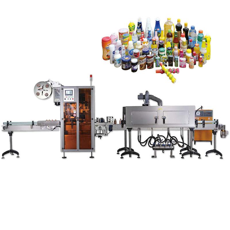 Övergripande flasklockförseglingsmaskinsmaskiner med lång livslängd