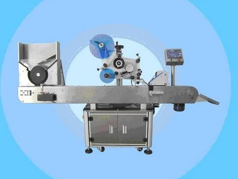 Automatisk flaskmärkningsmaskin Nagellacketikettmaskin för kosmetika