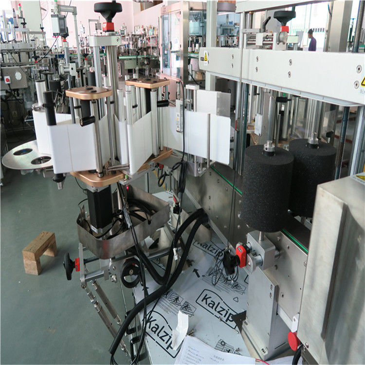 Kina Single / One Side High Speed Labelling Machine Automatic Flat Plastic Buke leverantör