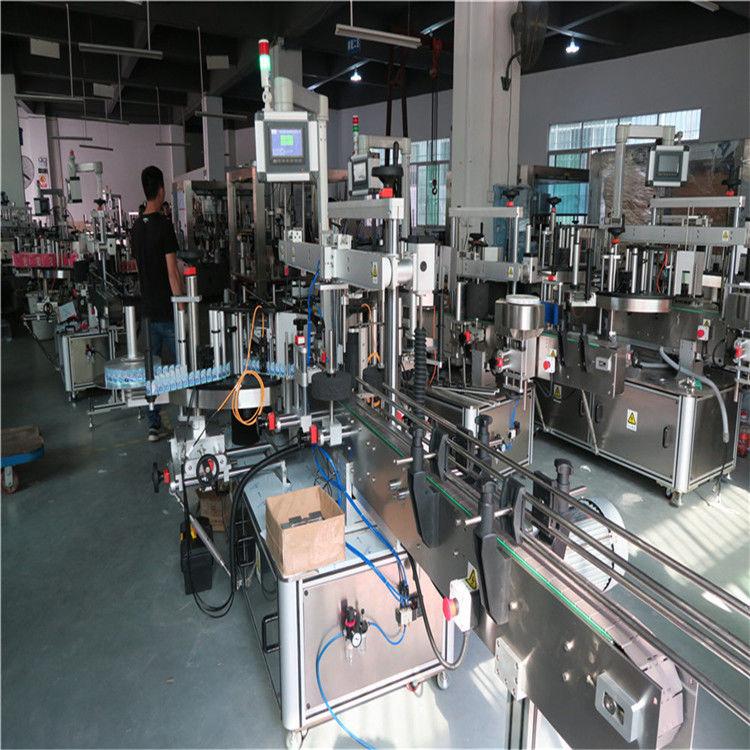 Plastflaskmärkningsmaskin, dricka mineralvattenflaskmärkningsmaskin