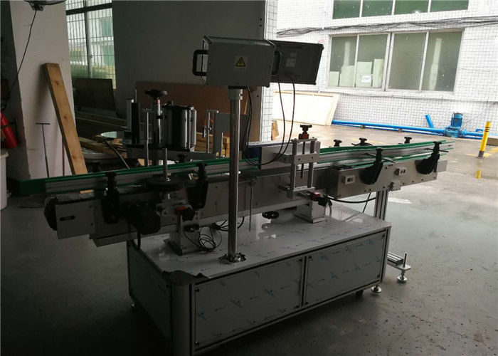 Kina flaskklistermärkeapplikator, självhäftande märkningsmaskin för klistermärketillverkare