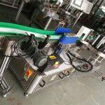 Ölflaskans etikettapplikator, automatisk märkningsmaskin 330 mm rulldiameter