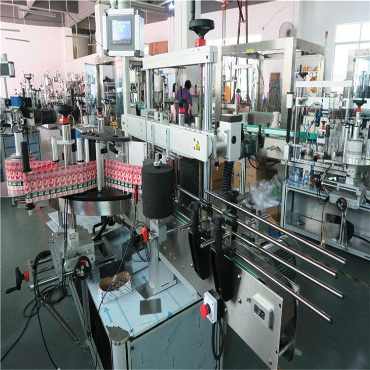 Kina 350ML automatisk glasflaskmärkning maskin 190mm höjd max leverantör