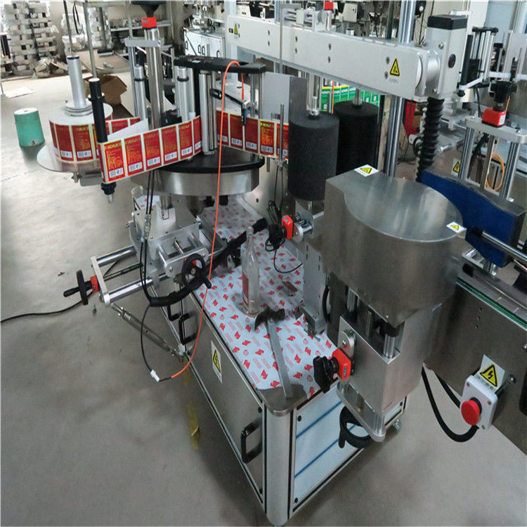 Sticky Automatic Sticker Labelling Machine, Auto Labeler Machine