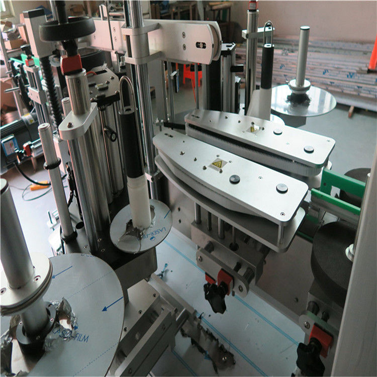 Kina helautomatisk klistermärkesmaskin / självhäftande märkningsmaskin leverantör
