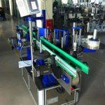 1500W Power Round Bottle Labelling Machine för dryck / mat / kemikalie