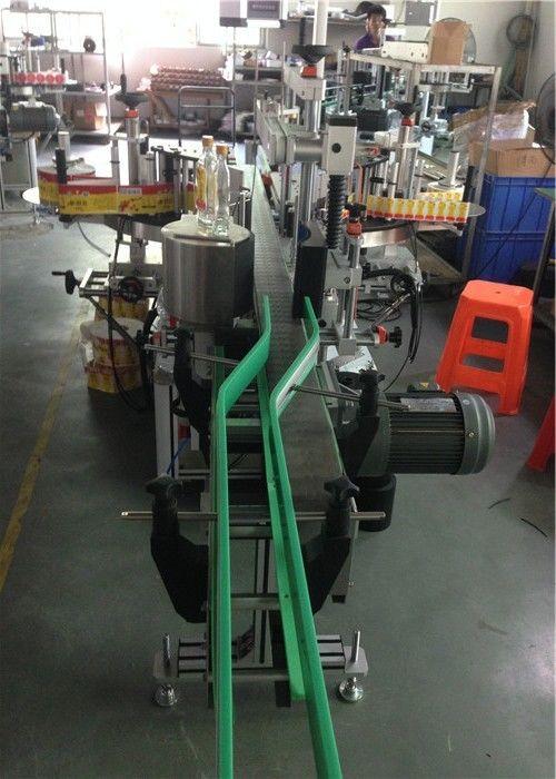 CE-etikettapplikator, vinflaskmärkningsmaskinservomotorer som kör