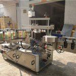 Platt flaskmärkningsmaskin 3048mm x 1700mm x 1600mm