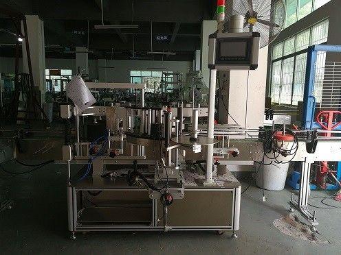 Kina Dubbelsidig plastflaskmärkning / automatisk flaskmärkning leverantör