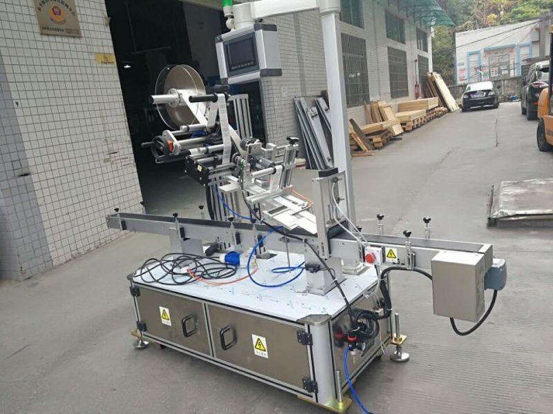 Kina klistermärke Top märkningsmaskin för munstyckspåse elektrisk driven typ leverantör