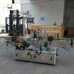 CE automatisk märkningsmaskin för klistermärken för tätning av små kartonghörn
